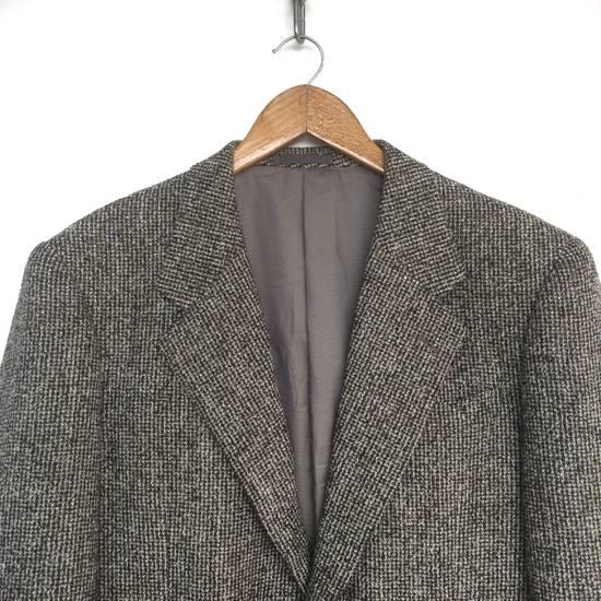 Balmain Tailored BALMAIN Blazer Italia Wool Woven by Ponzone Biellese Size 40R - 2