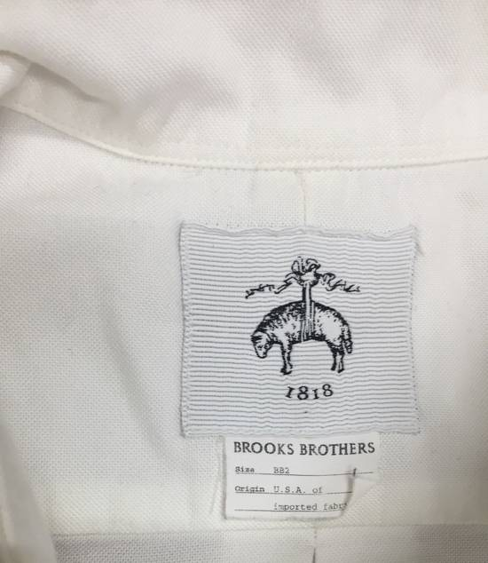 Thom Browne Spread Collar Broadcloth BB2 - New Size US M / EU 48-50 / 2 - 1
