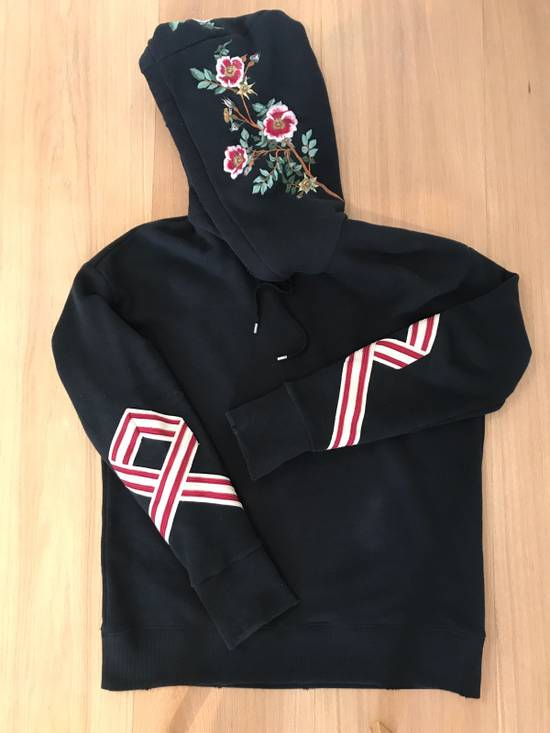 Gucci Embroidered Floral Hoodie Size US L / EU 52-54 / 3 - 1