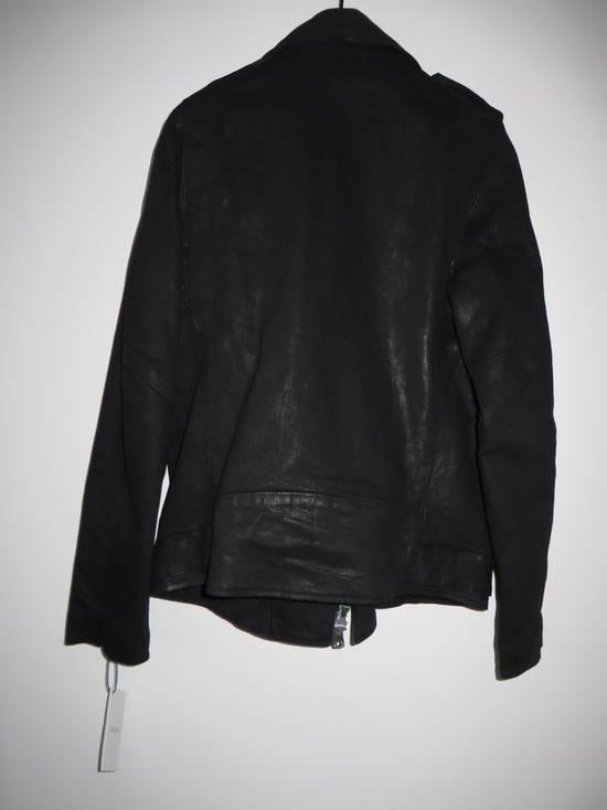 Balmain Waxed denim perfecto biker jacket Size US M / EU 48-50 / 2 - 8