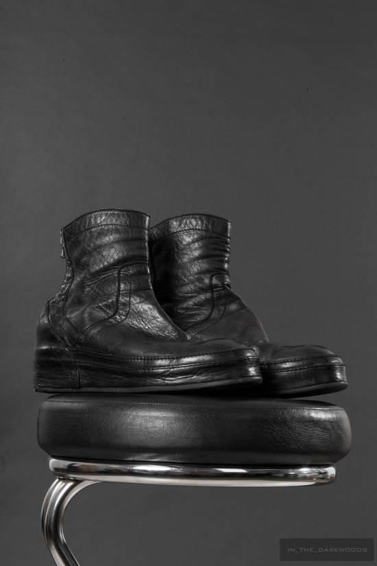 Julius = last drop = engineer leather boots Size US 9.5 / EU 42-43
