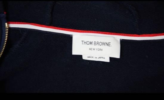 Thom Browne Engineered 4 Bar Zip Up Hoodie Size US M / EU 48-50 / 2 - 3