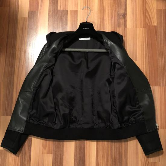 Givenchy Givenchy Leather Jacket Black Size US M / EU 48-50 / 2 - 2