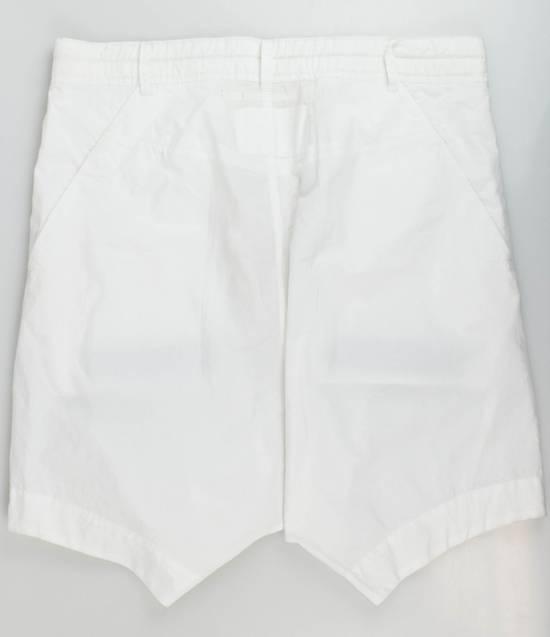 Julius 7 White Lightweight Harem Shorts Size US 34 / EU 50 - 1