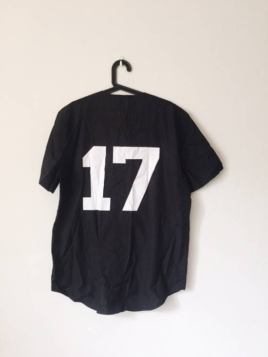 Givenchy Givenchy Black Baseball Top Number 17 Size US M / EU 48-50 / 2 - 3