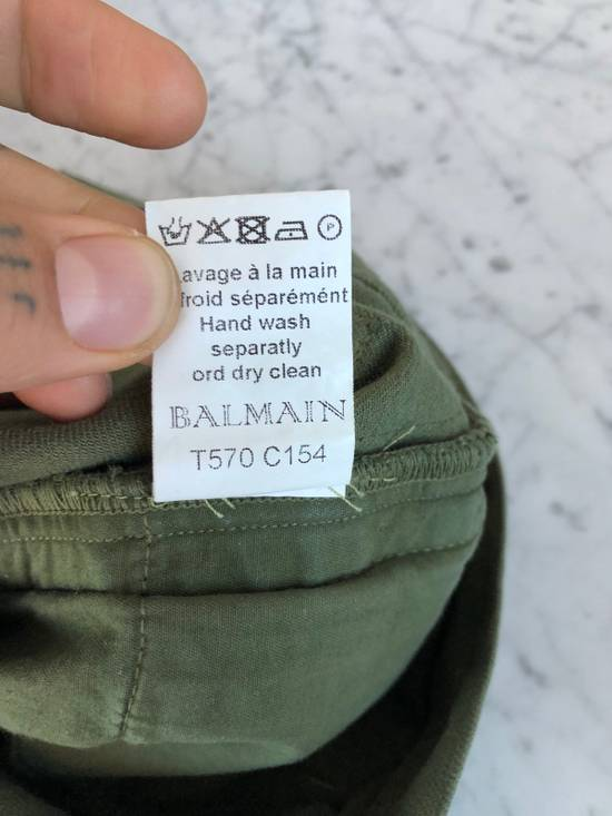 Balmain LAST DROP STEAL Side Leg Pipping Size US 31 - 8