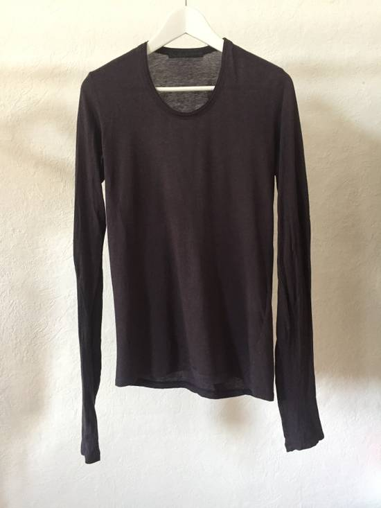 Julius Cashmere Blend purple longsleeve Size US S / EU 44-46 / 1 - 1