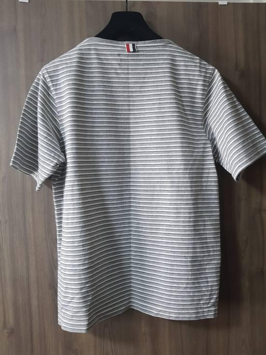 Thom Browne Thom Browne Stripe T with Grosgrain Size US M / EU 48-50 / 2 - 3
