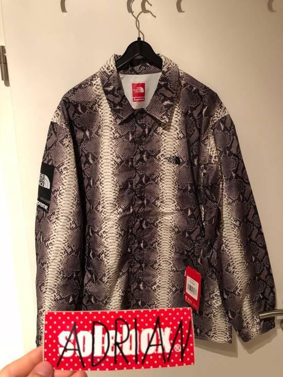 Supreme Supreme x The North Face SnakeSkin Jacket Size US L / EU 52-54 / 3