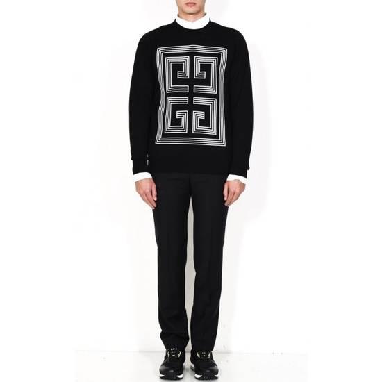 Givenchy Logo Sweater Size US M / EU 48-50 / 2 - 1