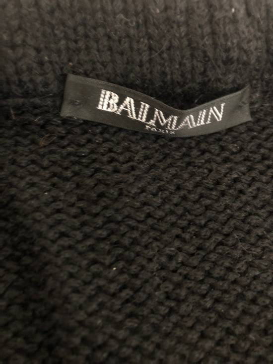 Balmain Heavy Knit Herem Pant Size US 36 / EU 52 - 2