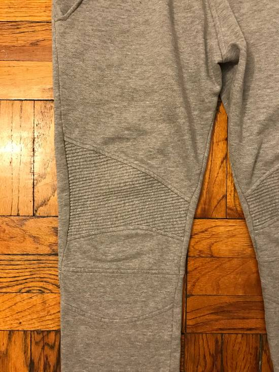 Balmain Balmain Grey biker sweatpants size M Size US 31 - 1