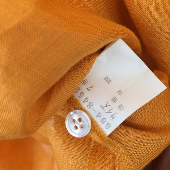 Givenchy Givenchy Dress Shirt Oversized Yellow 27x29:5 Size US XL / EU 56 / 4 - 6