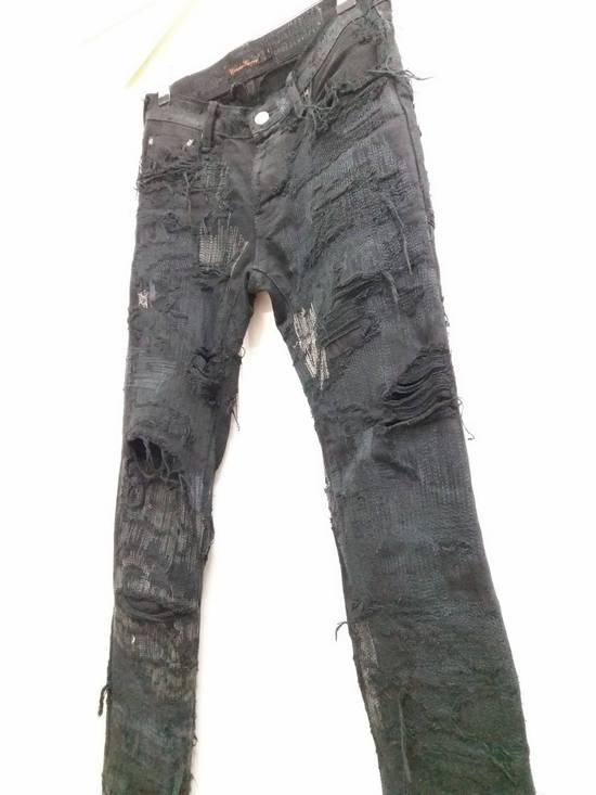 Undercover AW05 'Arts&Crafts' 85 Denim - Size 1 Women Size US 26 / EU 42 - 2