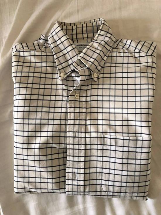 Thom Browne Checkered Oxford Size US M / EU 48-50 / 2 - 2
