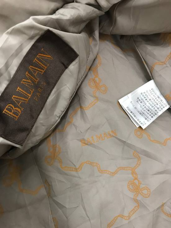 Balmain Rare! Balmain Jacket with a nice design Size US L / EU 52-54 / 3 - 6