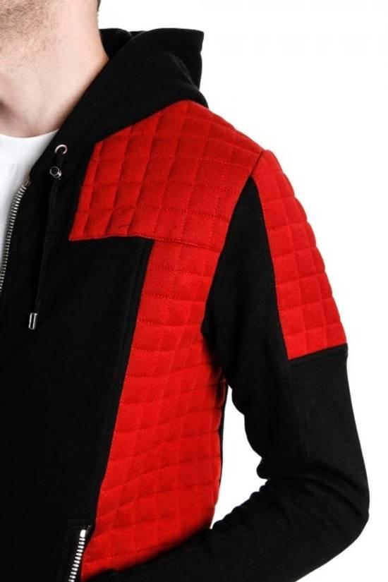 Balmain Quilted hoodie Size US XL / EU 56 / 4 - 3