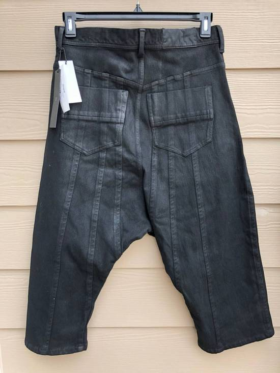 Julius Brand New, Waxed ¾ Denim Pants (Size 1) Size US 31 - 4