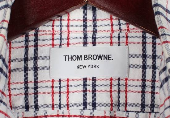 Thom Browne Thom Browne Men White/Multi Shirt Size S Size US S / EU 44-46 / 1 - 5