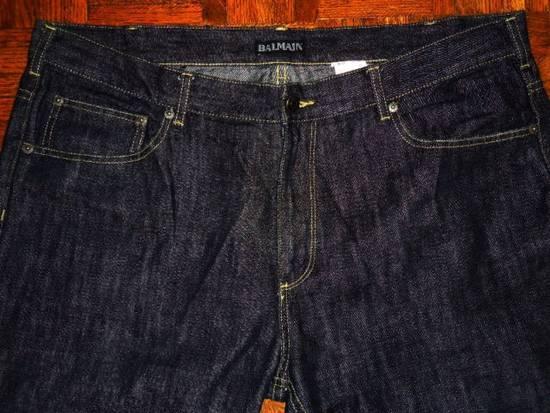 Balmain Black Jeans Size US 42 / EU 58 - 1