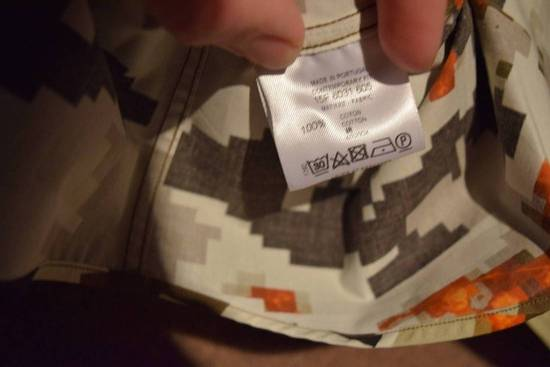 Givenchy Givenchy Authentic $750 Camo Print Shirt Size 42 Brand New With Tags Size US L / EU 52-54 / 3 - 3