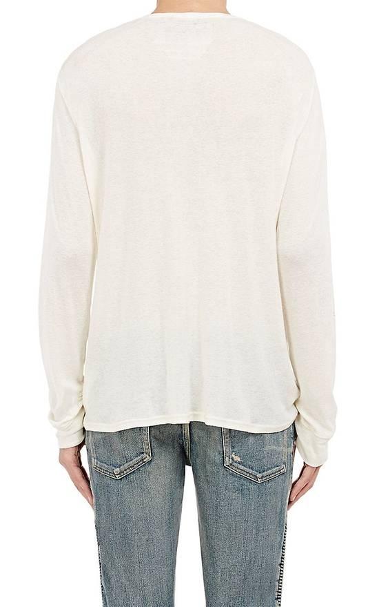 Balmain Size Small - Cashmere Blend Lace Front Shirt - FW16 - $625 Retail Size US S / EU 44-46 / 1 - 4