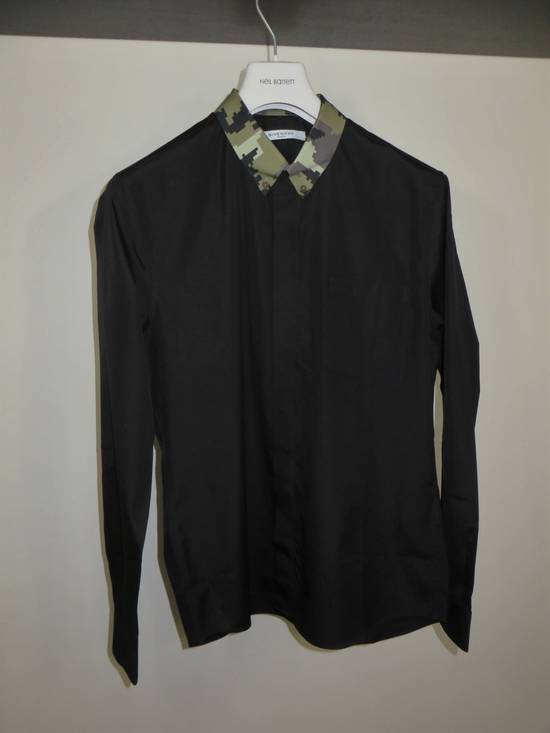 Givenchy Camouflage collar shirt Size US L / EU 52-54 / 3