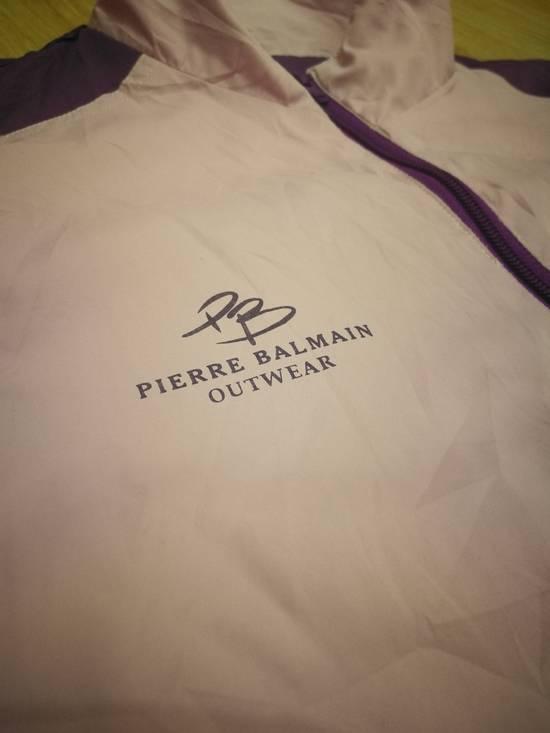 Balmain Pierre Balmain Windbraker Sport Jacket Not Balenciaga Versace Gucci Louis Vuitton Raf Simons Size US M / EU 48-50 / 2 - 5