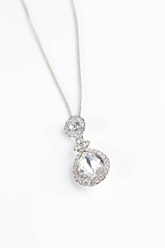 Givenchy Crystal Pendant Chain Size ONE SIZE