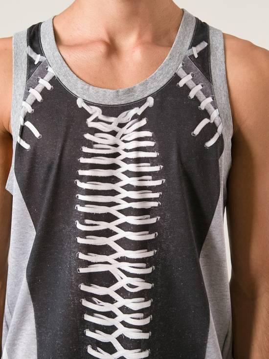 Givenchy Givenchy Baseball Stitch Print Men's Stars Rottweiler Shark Tank Top Vest size S Size US S / EU 44-46 / 1 - 3