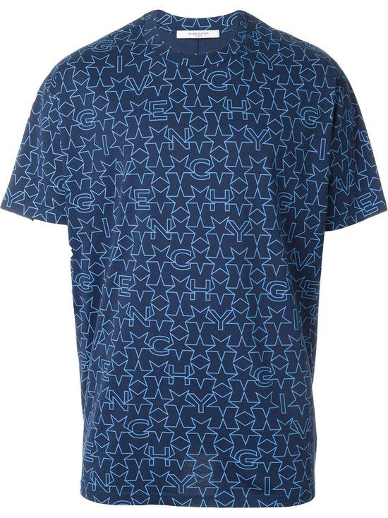 Givenchy $680 Geometric Star Print T-shirt - Brand New Size US L / EU 52-54 / 3