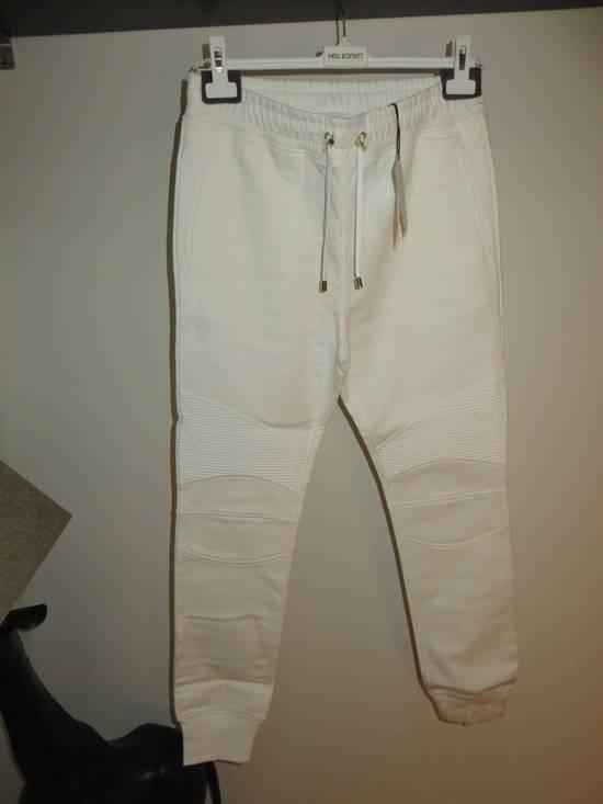 Balmain Biker sweatpants Size US 34 / EU 50