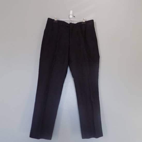 Givenchy Paisley Detail Pants Size US 33