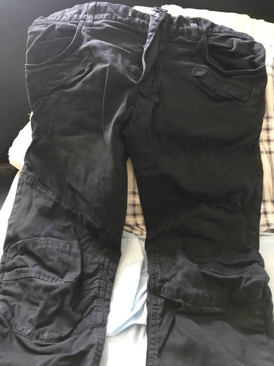 Balmain *Last Drop* Black Denim Size US 32 / EU 48 - 2