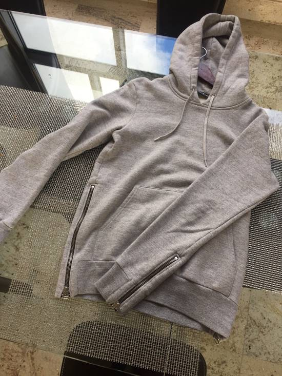 Balmain Pullover Grey Hoodie Size US S / EU 44-46 / 1 - 4