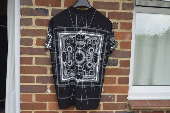Givenchy Black Graphic Print T-shirt Size US S / EU 44-46 / 1 - 7