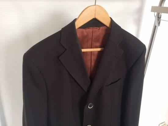Balmain Black Coat Size US M / EU 48-50 / 2 - 1