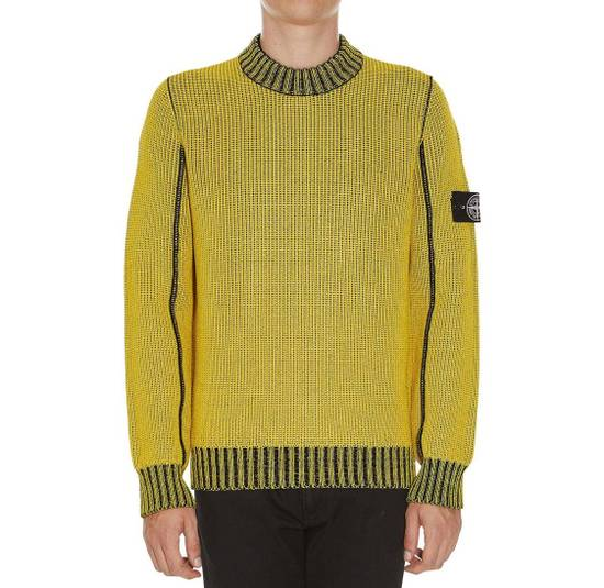 Stone Island Ice Sweater / Knit Size US L / EU 52-54 / 3 - 1