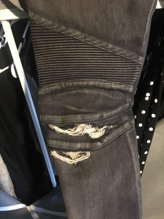 Balmain Biker jeans Size US 31 - 5