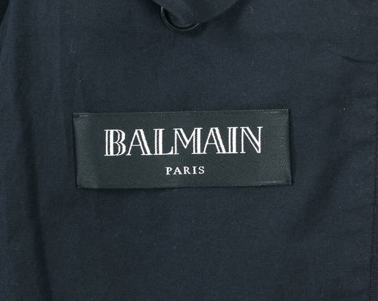 Balmain Original Balmain Dark Blue Men Blazer Jacket in size 54 Size 44R - 6