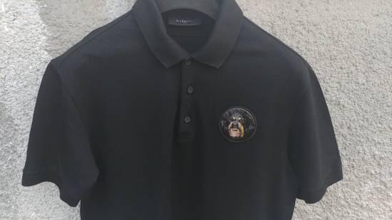 Givenchy Givenchy Black Rottweiler Patch Slim Fit Polo Shirt T-shirt size L (M) Size US M / EU 48-50 / 2 - 6
