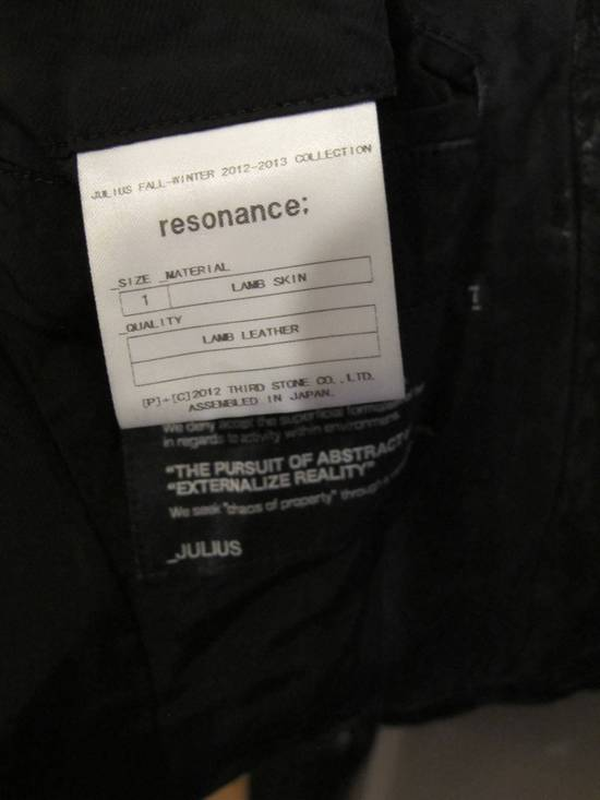 Julius Leather Jackets Size US S / EU 44-46 / 1 - 3
