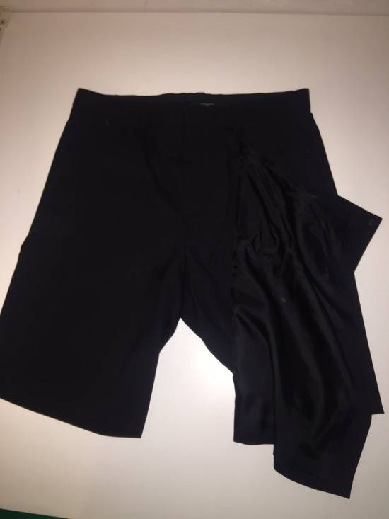 Givenchy GIVENCHY SHORTS WITH PANEL From Fashion Show Size US 33 - 1