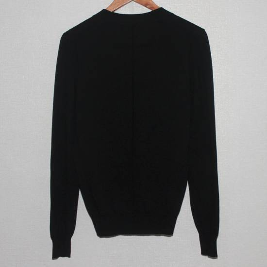 Givenchy Men's Givenchy Love Embroidered Black Cardigan Size S Size US S / EU 44-46 / 1 - 2
