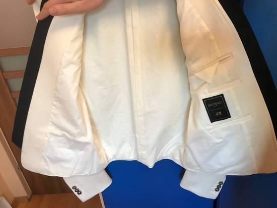 Balmain White Blazers Size 38R - 4