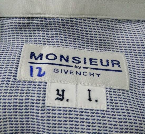 Givenchy Givenchy Oxford Shirt Button Down French Luxury Fashion House Monsieur by Givenchy Clean and Awesome Condition !! Size US L / EU 52-54 / 3 - 4