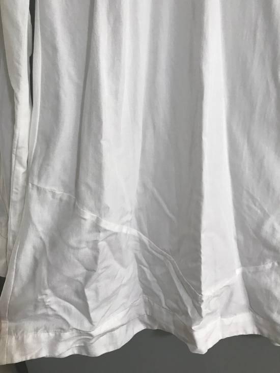 Julius AW14 no collar long shirt Size US M / EU 48-50 / 2 - 3