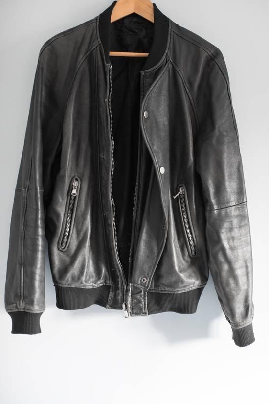 Givenchy Black leather jacket. Size US M / EU 48-50 / 2 - 1
