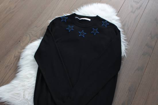 Givenchy Givenchy Star Embroidered Jumper L Size US L / EU 52-54 / 3