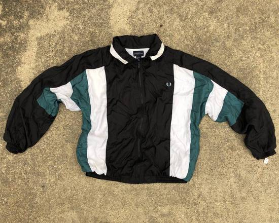 Givenchy Black and Green Iconic Track Jacket Size US L / EU 52-54 / 3